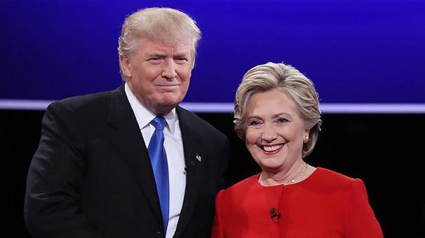 Cumhuriyetçi Parti Başkan adayı Trump,Clinton'dan doping testi istedi