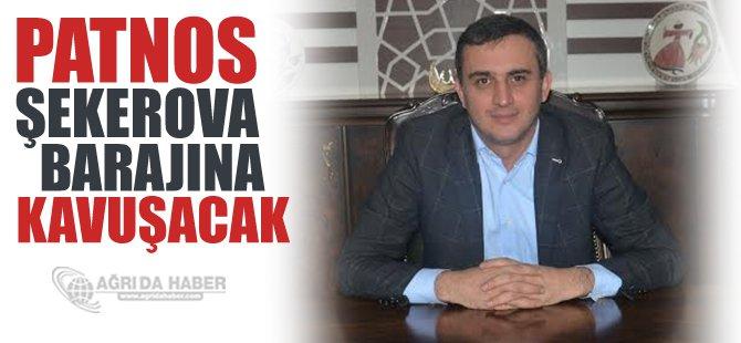 Patnos Şekerova Barajı'nın Müjdesi Verildi!