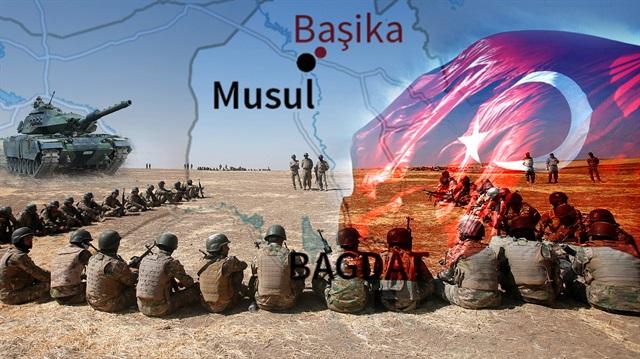 TSK'nın eğittiği 2 bin Sünni asker Musul'da Son Dakika ! TSK'nın Açıklaması ?
