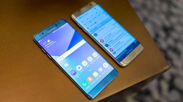 Samsung Note 7 ve serisi tarih olabilir !