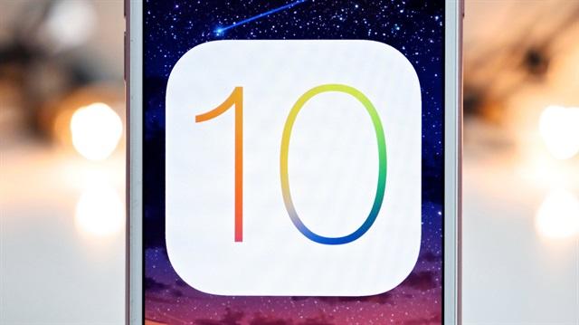 Apple tarafından iOS 10.0.3 güncellemesi yayınlandı