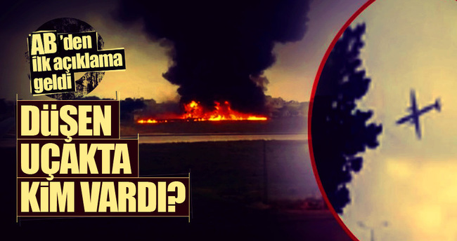 SON DAKİKA ! Malta'dan kalkan uçak düştü