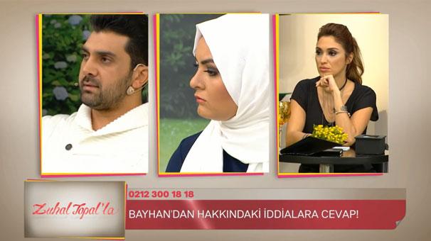 'Zuhal Topal'la' programında Bayhan'dan haftada 10 bin TL yanıtı!