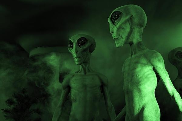 Uzaylıların gönderdiği düşünülen tuhaf mesajlar keşfedildi ! Yazılar yayınlandı ?