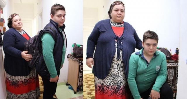 Annesi 176, 13 Yaşındaki Oğlu 102 Kilo İşte Nedeni ?
