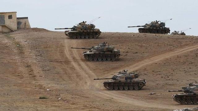 Son Dakika Tanklar Ankara'dan Yola Çıktı Sınıra Doğru İlerliyor Son Durum Ne?