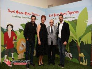 'La Fonten Orman Mahkemesinde' Adlı Tiyatro Oyunu Ağrı'da Çocuklarla Buluşacak