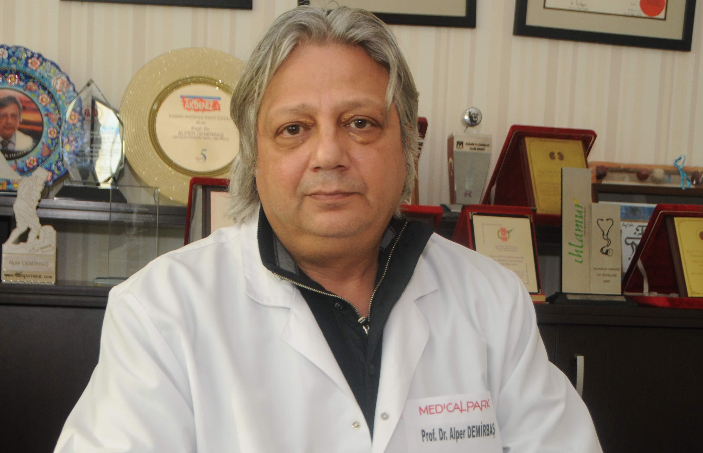 Prof.Dr. Alper Demirbaş, Hayat kurtarmak için öldükten sonra organlarınızı bağışlayın