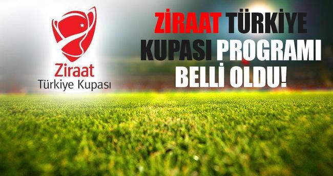 Ziraat Türkiye Kupası'nda gruplar belli oldu ? İşte 4 Büyüklerin Grupları ?