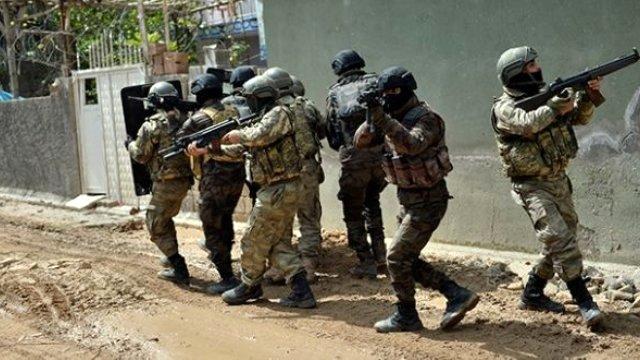 Hakkari'de Terör Örgütüne operasyon düzenlendi.
