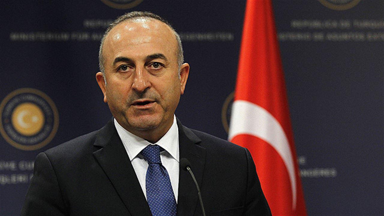 Dışişleri bakanı Mevlüt Çavuşoğlu, 'Almanya bizim değil bize karşı olanların yanında'