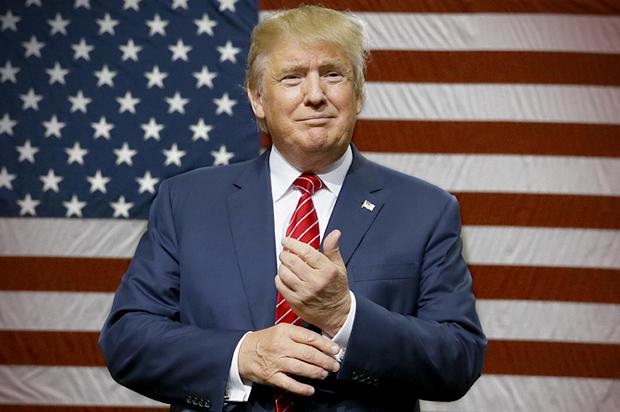 Donald  Trump'ın ilk 100 günlük vaatlerini içeren metin yayınlandı