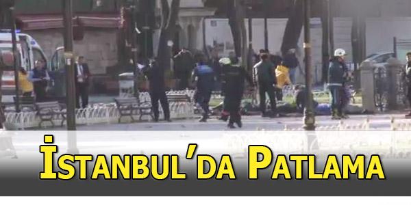 İstanbul'da Kuryenin getirdiği paket patladı ! 3 Kişi Yaralı ?