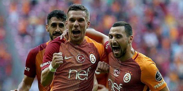 İşte Galatasaray'ın Fenerbahçe karşısındaki ilk 11'i belli oldu ?