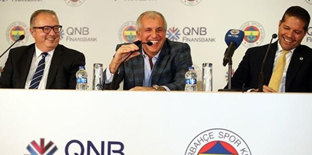 QNB Finansbank, Fenerbahçe Erkek Basketbol Takımı'na sponsor oldu.