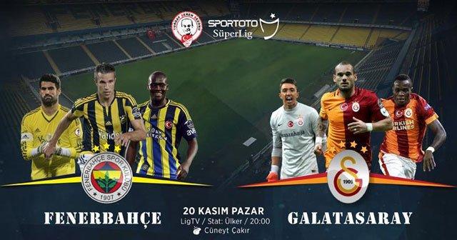 Dursun Özbek Fenerbahçe Galatasaray derbisi öncesi açıklaması ?