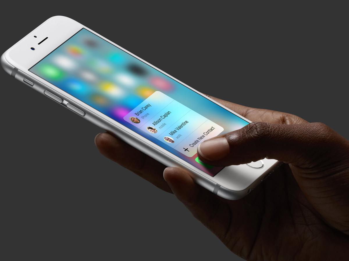İphone 6 Plus Dokunmatik Sorunu İşte Çözümü !