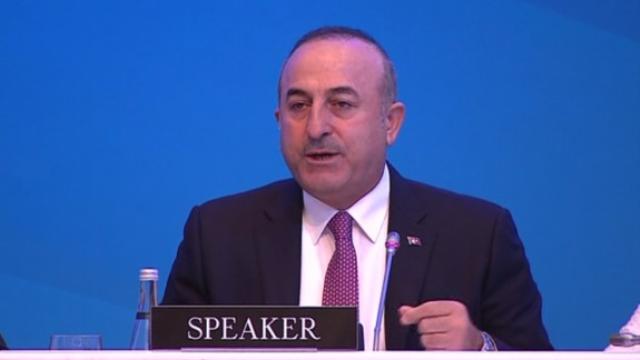 Dışişleri Bakanı Mevlüt Çavuşoğlu NATO Pa 62. Genel Kurulu