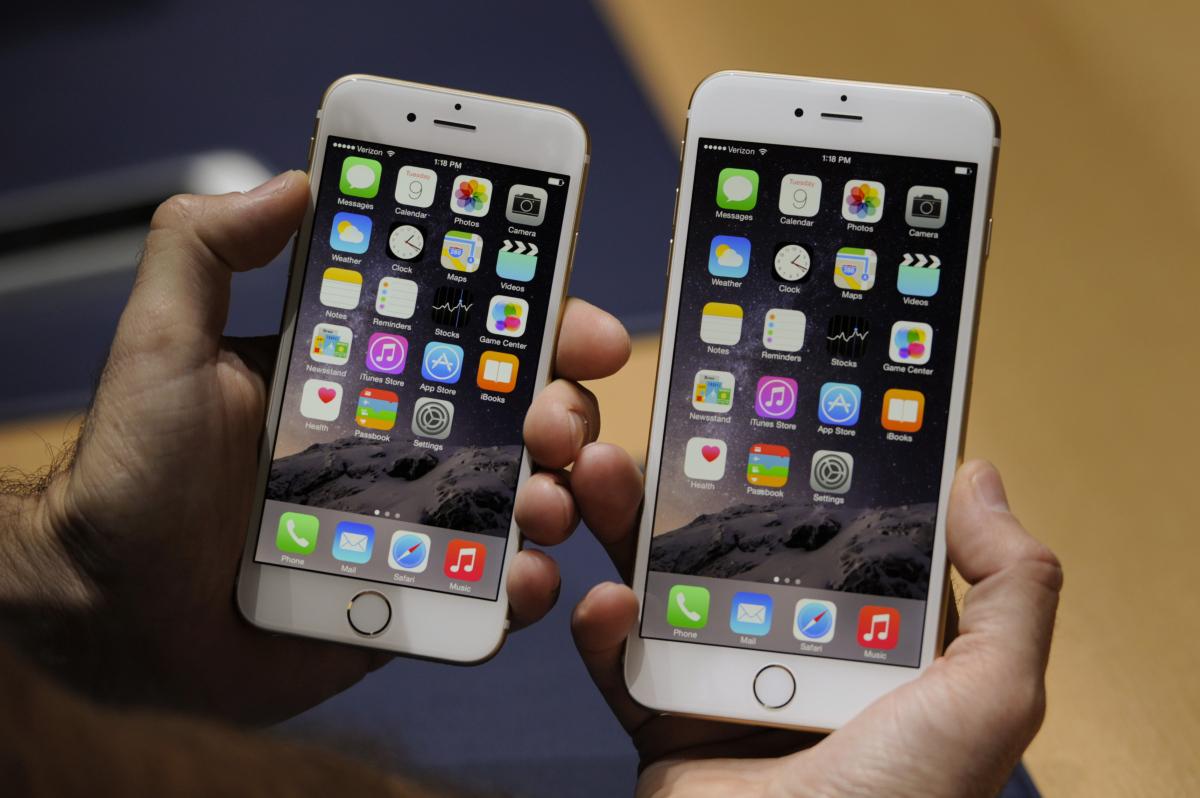Apple iPhone 6 Plus için yeni ekran yapacak ?