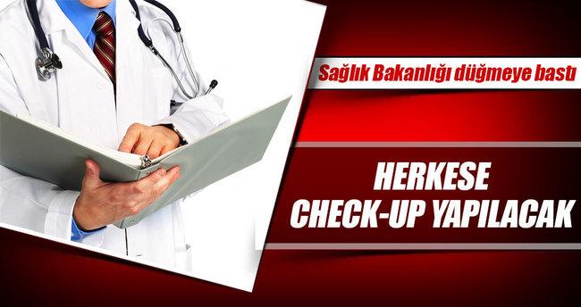 Sağlık Bakanlığı Açıkladı Herkes check-up olmak zorunda ?