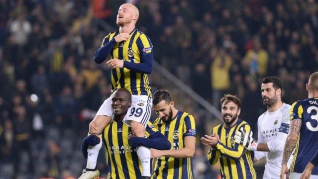 Fenerbahçe, UEFA Avrupa Ligi ve Süper Lig'de Kesintisiz Devam Ediyor