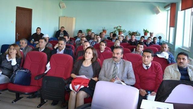 Tunceli'de Tütün Denetim Ekipleri Toplantısı