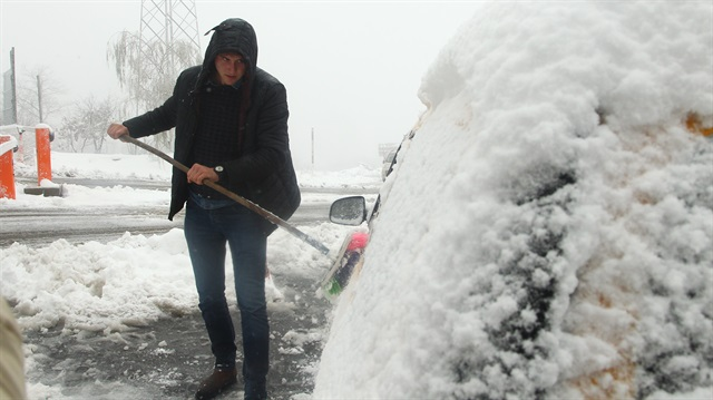 Meteoroloji açıkladı: 30 santim kar bekleniyor Kar Yağacak Şehirler ?