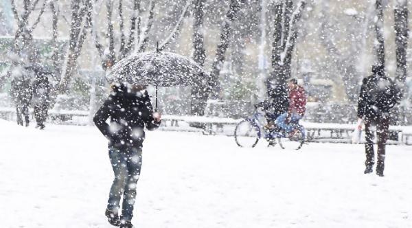 Kar Kapıda! Meteoroloji açıkladı Kar yağacak olan bölgeler