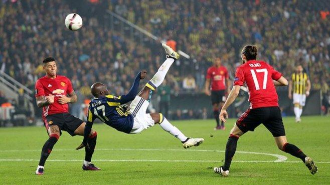 Fenerbahçe'nin Senegalli futbolcusu Moussa Sow, Röveşatalar benim işim dedi