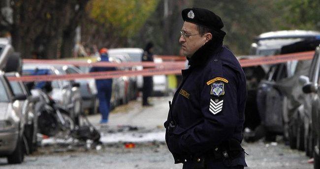 Atina'da patlama: 1 ölü, 7 yaralı var !