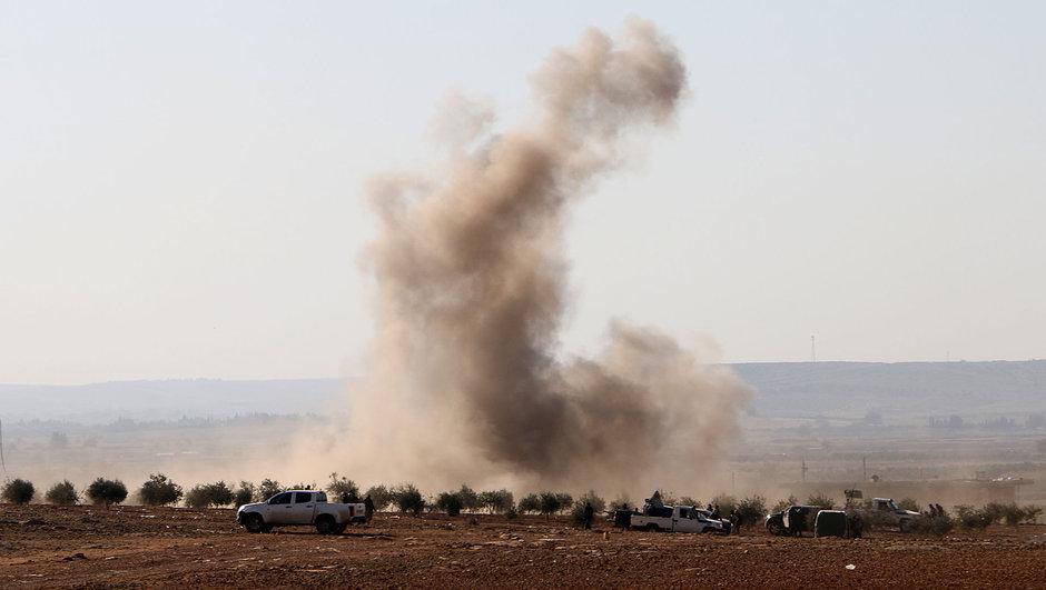 Hava Kuvvetleri DEAŞ hedefleri havadan vuruldu