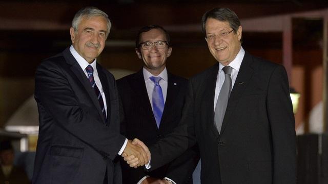 Kıbrıs müzakereleri Cenevre'de bir araya gelme kararı aldı