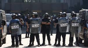 Ukrayna'da Polisler Arasında Çatışma Çıktı ?