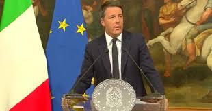 İtalya Başbakanı istifa etti !