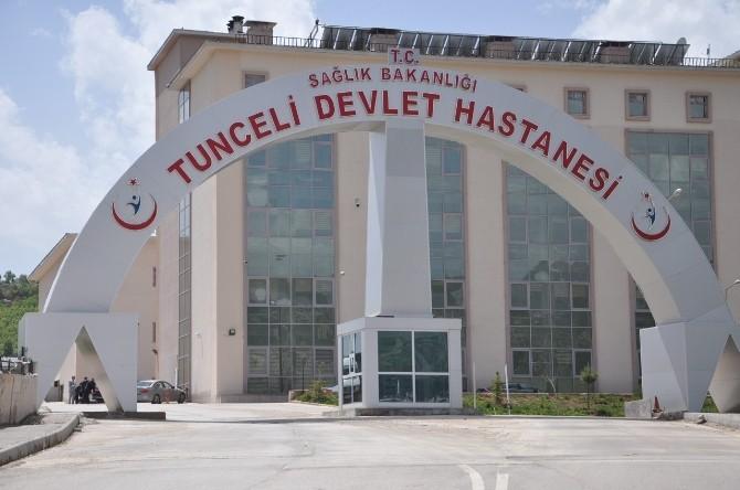 Tunceli Devlet Hastanesine Yeni Cihazlar Alındı ?