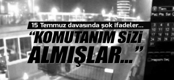 Albay Cüneyt Gül; 15 Temmuz Teşebbüsünü Ağrı İl Jandarma Komutanından öğrendim