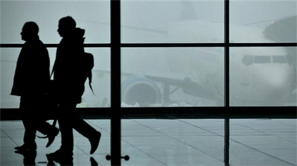 Kars'ta Hava Ulaşımına Engel
