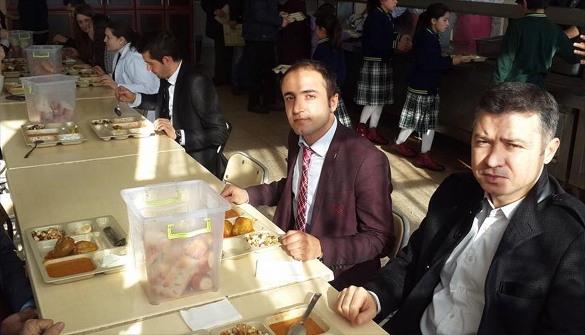 Hamur Kaymakamı İhsan Çiğil'den pansiyon ziyareti yaptı