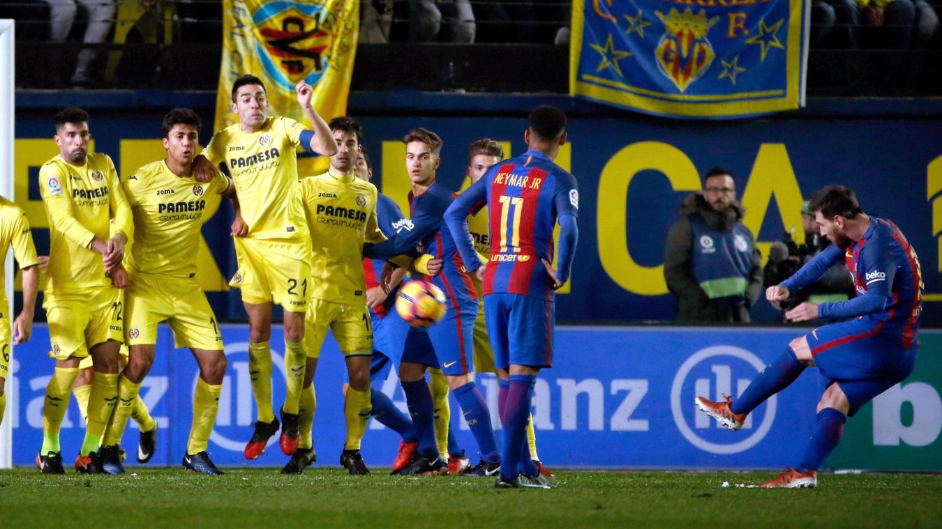 Barcelona deplasmanda Villarreal ile 1-1 berabere kaldı