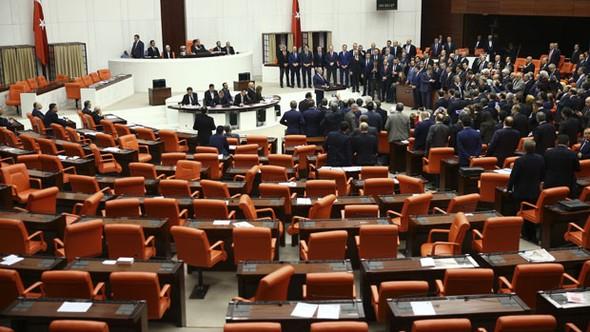 TBMM Genel Kurulunda anayasa değişikliği teklifi kabul edildi