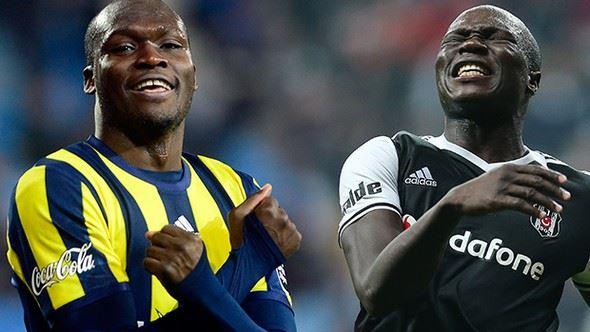 İlk derbi Afrika'da! Fenerbahçeli Sow ile Beşiktaşlı Aboubakar