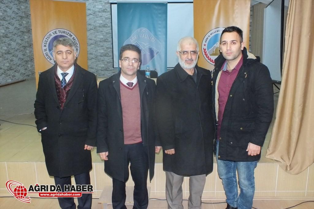 Hamur'da Bir Konu Bir Konuk Projesi