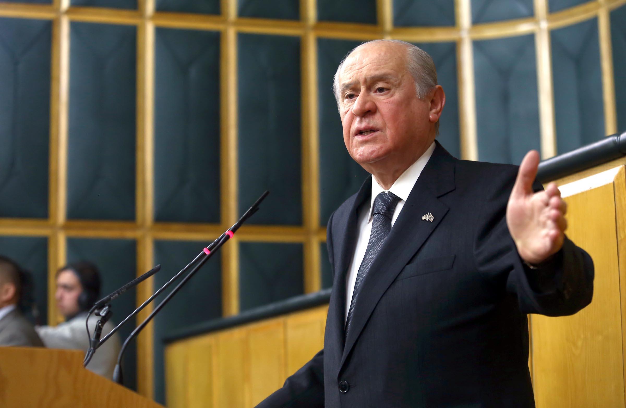 Son dakika ! Bahçeli'den AKP'ye idam talebi