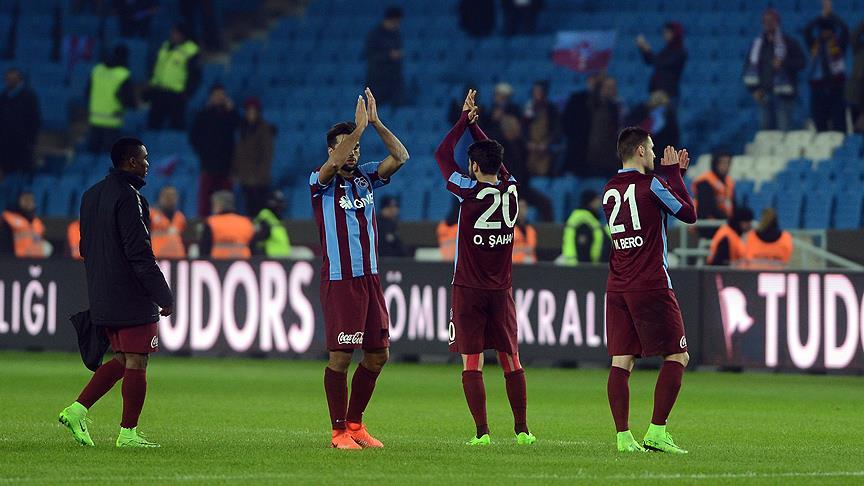 Trabzonspor'da Durica 1 ay yok!