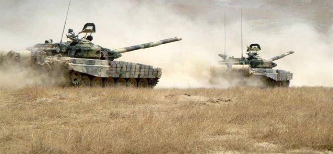 Azerbaycan ordusu, Ermenistan'ın ateşkes ihlallerine karşılık verdi