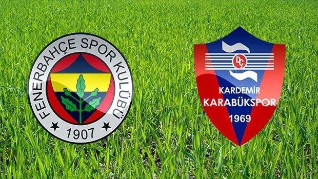 Fenerbahçe 1 Karabükspor 0 Maç Sonucu