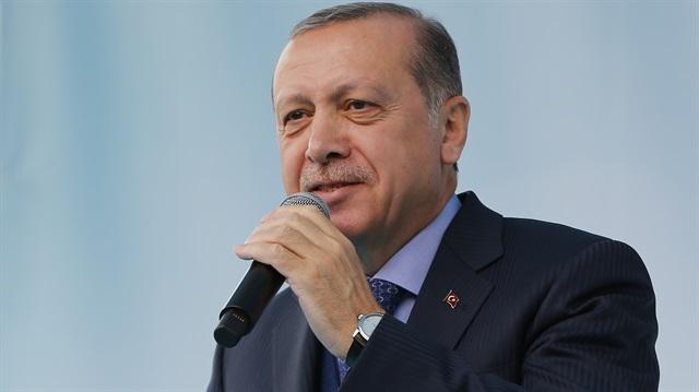 Cumhurbaşkanı Erdoğan'dan Balıkesire 2 müjde