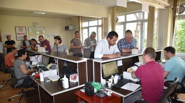 Emlak vergisi ile ilgili takdir komisyonu toplantısı yapıldı