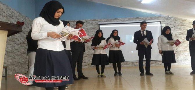 Hamur'da Kutlu Doğum Programı