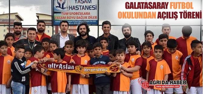Galatasaray Futbol Okulundan Görkemli Tören